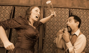 The Black Mustache: Two or Four Show-Only Tickets at The Black Mustache (Up to 52% Off)