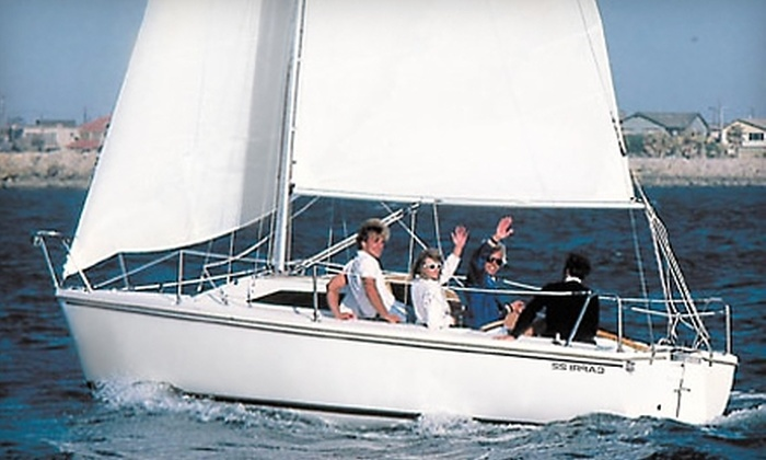 Baysail - BaySail: Weekday or Weekend Sailing Lesson for Two from BaySail (Half Off)