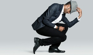 Derks Formals: Suit with Machine Hem or a Custom Tailored Shirt at Derks Formals (50% Off)