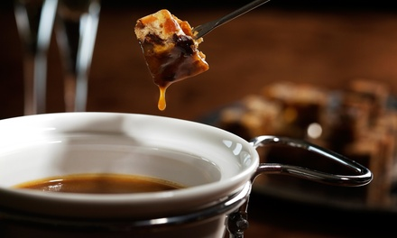 Four-Course Fondue Dinner for Two or Four at Simply Fondue (Up to 50% Off)