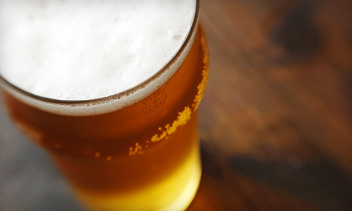 Idle Hands Bar - East Village: 5 or 10 Craft Beers with Appetizer at Idle Hands Bar (55% Off)