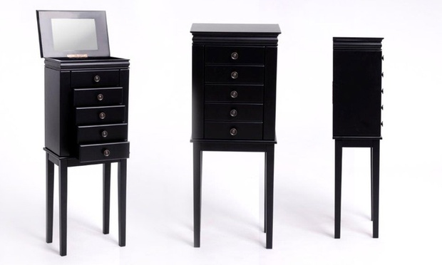 meuble pour maquillage maison design. Black Bedroom Furniture Sets. Home Design Ideas