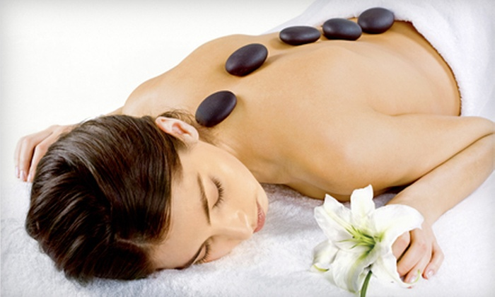 CZ Day Spa and Fitness Center - Parker: 60-Minute Swedish or Hot-Stone Massage with Optional Pedicure at CZ Day Spa and Fitness Center (Up to 57% Off)