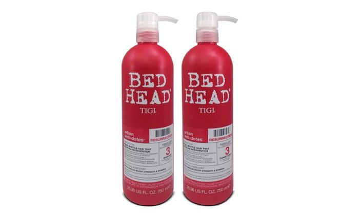 Bed Head Urban Antidotes Resurrection Shampoo or Conditioner: Bed Head Urban Antidotes Resurrection Shampoo or Conditioner. Multiple Varieties.