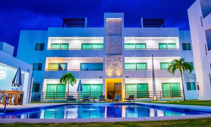 Apartments in Tulum, Mexico