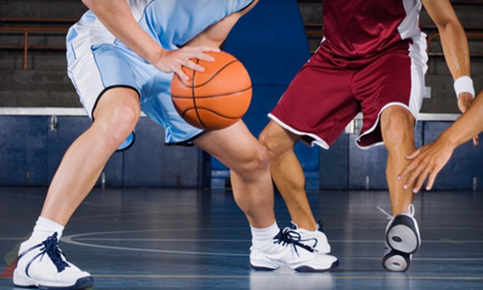 PickUp USA - Duarte: One-Month Unlimited Pickup-Basketball Membership for One, Two, or Four at PickUp USA (Up to 73% Off)