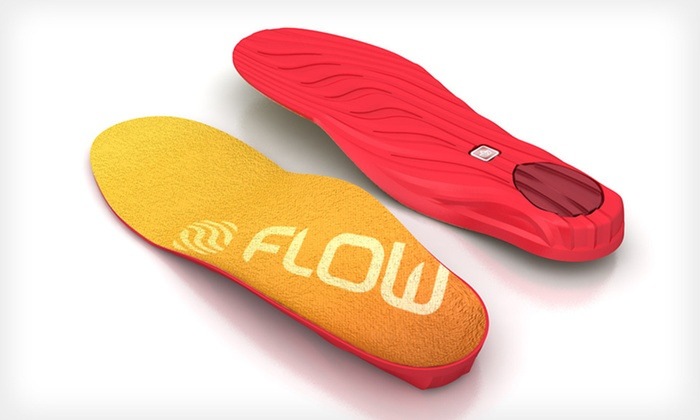 Spenco PolySorb Flow Warm Insoles: $15 for One Pair of Spenco PolySorb Insoles ($34.99 List Price). Seven Sizes Available. Free Shipping and Free Returns.