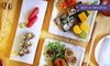Kouzu - Belgravia: Japanese Afternoon Tea for Two or Four at Kouzu (52% Off)