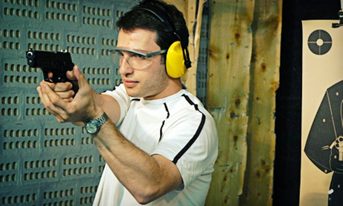 Dallas Concealed Carry - Dalworth Park: Concealed-Handgun-License Course for One, Two, or Four at Dallas Concealed Carry (Up to 67% Off)