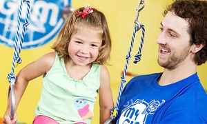 My Gym Children's Fitness Center: One Day, One Week, or Two Weeks of Summer Camp at My Gym (Up to 50% Off)