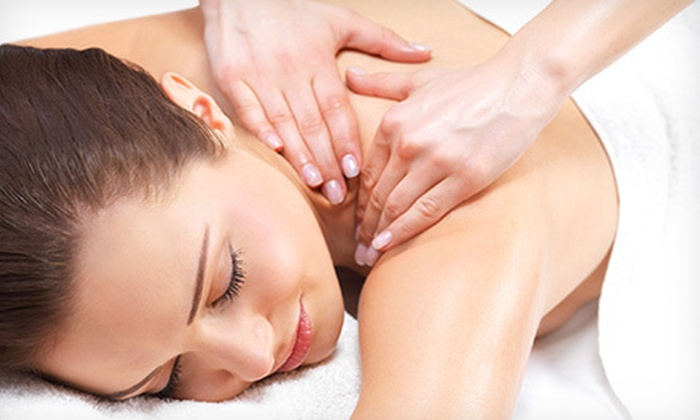 The Salons at Tuscan Square - LMT Jennifer Anderson - Temple: One Deep-Tissue Massage, or Two Swedish Massages at The Salons at Tuscan Square – LMT Jennifer Anderson (Up to 54% Off)