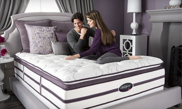 The Mattress Factory - Multiple Locations: Twin or Full Mattress or Queen or King Mattress at The Mattress Factory (Up to 75% Off). Two Options Available.