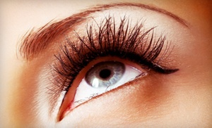 B.B. Wax & Aesthetique: $89 for a Full Set of Eyelash Extensions with Touchup at B.B. Wax & Aesthetique ($310 Value)