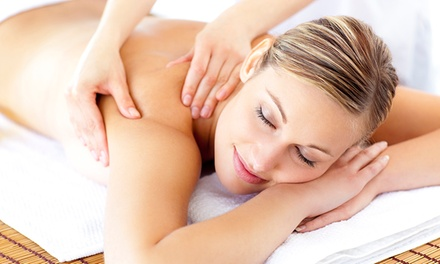 $125 for Two 60-Minute Massages at Petra Health Centre ($180 Value)