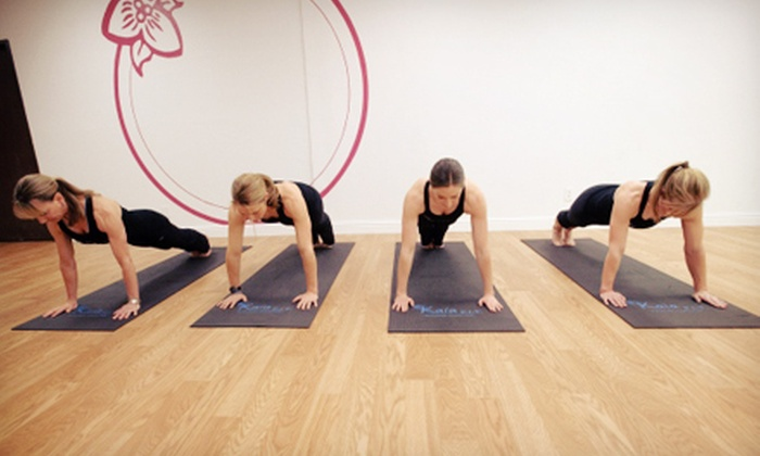 Kaia F.I.T. - Temecula: 10 or 20 Yoga Classes at Kaia Kaia F.I.T. (Up to 73% Off)