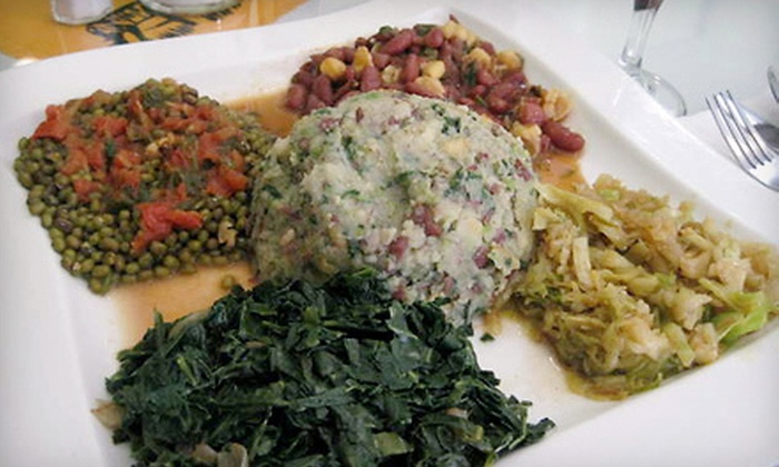 Kenyan Café and Cuisine - West Anaheim: $15 Toward Authentic Kenyan Cuisine