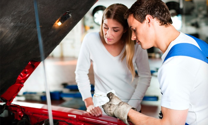 Capital City Automotive - Tallahassee: $50 for $100 Worth of Car Care at Capital City Automotive