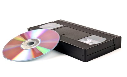 image for Up to Ten VHS Tapes to DVD Conversions at Leomax Ltd