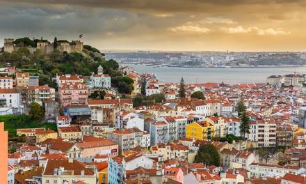 ✈Lisboa: 2, 3 o 4 noches en habitación doble para 1 persona con vuelo I/V desde Madrid o Barcelona