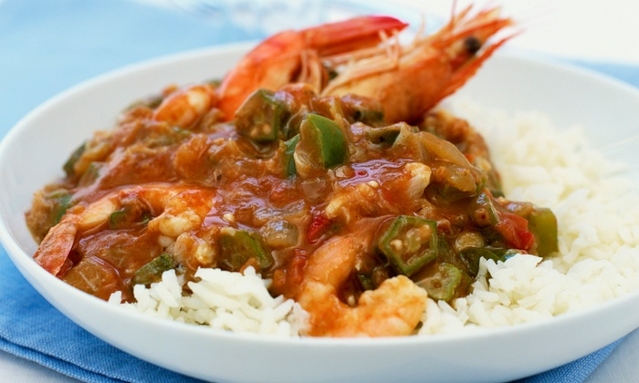 Cajun Grill and Bar - Metairie: $7 for $15 Worth of Cajun Food at Cajun Grill and Bar