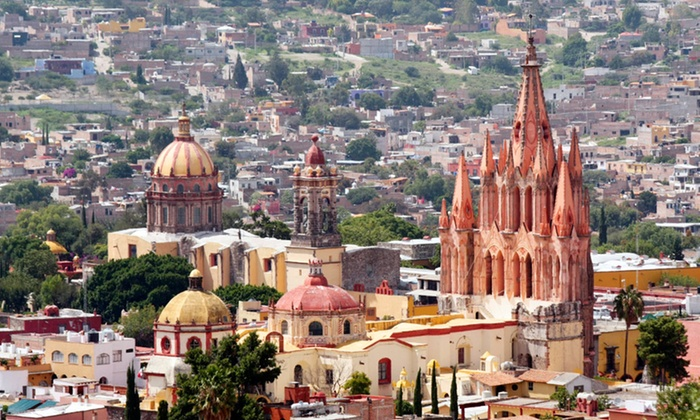Five-Day Mexican Vacation with Airfare, Rental Car, Accommodations at Casa Primavera from Beyond Boundaries Travel