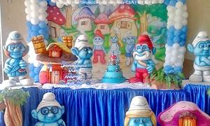 C&A Fest Kid's: C&A Fest Kid's – Taguatinga: buffet infantil para 60, 100 ou 120 pessoas a partir de 12x sem juros de R$ 117,50