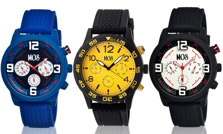 MOS Men's Antwerp, Barcelona, and Paris Watches from $49.99–$54.99