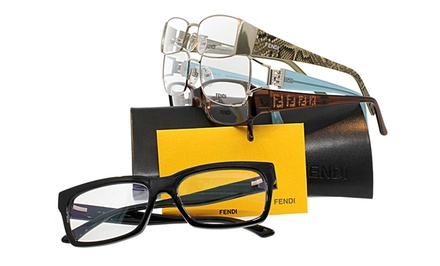 Fendi Optical Glasses Frames for Men and Women. Multiple Styles Available.