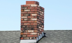 Dr. Sweep: $83 for One Chimney Cleaning and Inspection from Dr. Sweep ($179 Value)