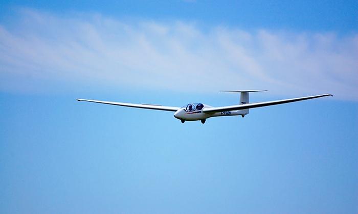 Sosa Gliding Club - Hamilton: One Introductory Glider Flight from Sosa Gliding Club (50% Off)