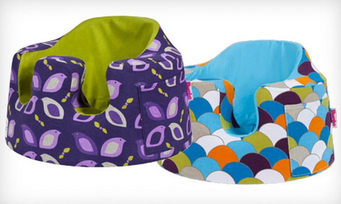 $59 for a Four-Piece Bumbo Baby Seat Set | Groupon
