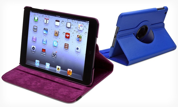 Aduro Rotata Stand Case for iPad Mini: $8.99 for an Aduro Rotata Stand Case for iPad Mini ($29.99 List Price). Five Colors Available. Free Returns.
