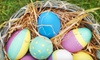 Agua Linda Farm - Amado: Family Easter-Egg Hunt for Two, Four, or Six at Agua Linda Farms in Amado (Up to 68% Off)