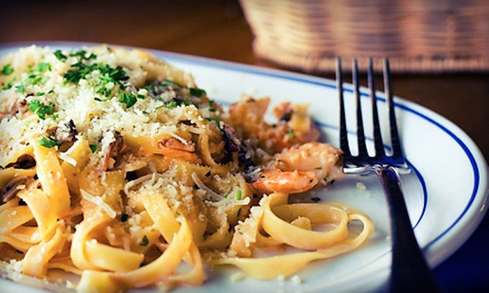 A'Tavola Ristorante - Old Bridge Township: Italian Dinner for Two or Four on Friday–Saturday or Sunday–Thursday at A'Tavola Ristorante (Up to 52% Off)