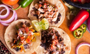Maria's Deli: $8 for Two Groupons, Each Good for Three Tacos and a Drink at Maria's Deli ($20 Value)