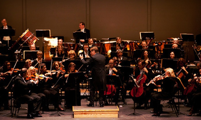 """San Antonio Symphony Presents """"Discover Brahms"""" - Majestic Theatre: $18 to See San Antonio Symphony Present """"Discover Brahms"""" at Majestic Theatre on February 10 or 17 (Up to $36.30 Value)"""