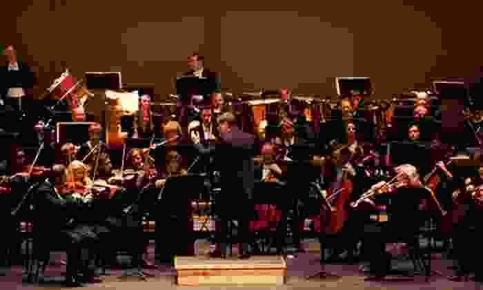 "San Antonio Symphony Presents ""Discover Brahms"" - Majestic Theatre: $18 to See San Antonio Symphony Present ""Discover Brahms"" at Majestic Theatre on February 10 or 17 (Up to $36.30 Value)"