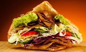 Kebabar: Kebab XL lub burger L od 11,99 zł w KebaBar