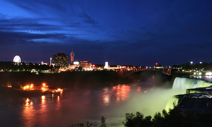 Best Western Fallsview Hotel - Niagara Falls, ON: 1- or 2-Night Stay with Dining Credits and Slot-Play Casino Credit at Best Western Fallsview in Niagara Falls, ON