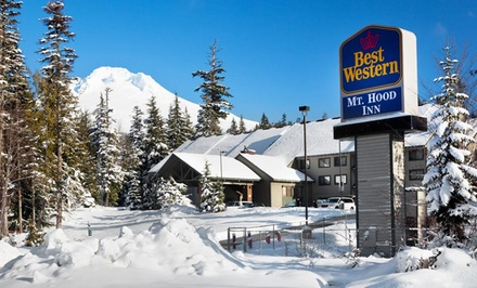Stay at Best Western Mt. Hood Inn in Oregon, with Dates into May