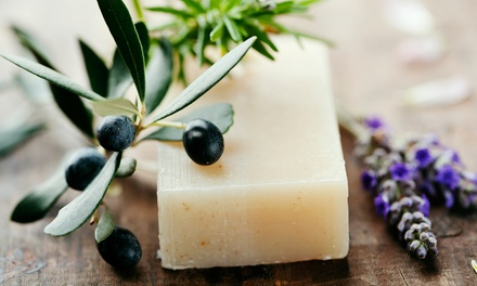 A Three-Hour Soap-Making Class for One or Two People at Heart of a Goddess (Up to 53% Off)