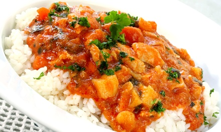Weekday Lunch Buffet or Indian Meal for Two at Banjara Indian Cuisine (Up to 52% Off). Three Options Available.