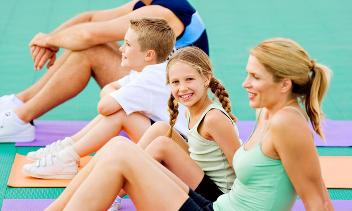 Just 4 Fun Fitness - Multiple Locations: One Month of Unlimited Children's Fitness Classes for One or Two at Just 4 Fun Fitness (Up to 63% Off)