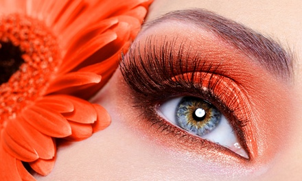 $79 for a Full Set of Eyelash Extensions at Strada Salon & Day Spa ($170 Value)
