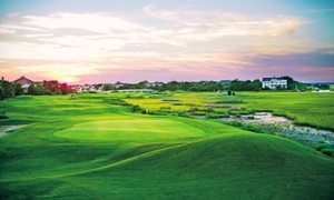 One Or Two Rounds Of Golf For One With Cart On The Harbor Course At Wild Dunes Resort (up To 57% Off)