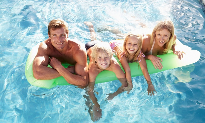 Rancho Simi Recreation and Park District - Simi Valley: 5, 10, or 20 Pool Admissions at Rancho Simi Recreation and Park District (Up to 52% Off)
