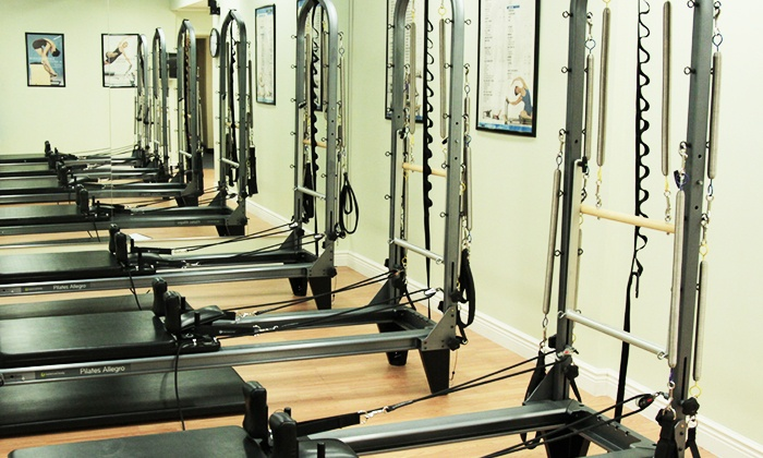 Odyssey Athletic Center - Waldwick: Three Groupons, Each Good for One Private Pilates Reformer Class or Three Groupons, Each Good for One Group Pilates Reformer Class at Odyssey Athletic Center (Up to 71% Off)
