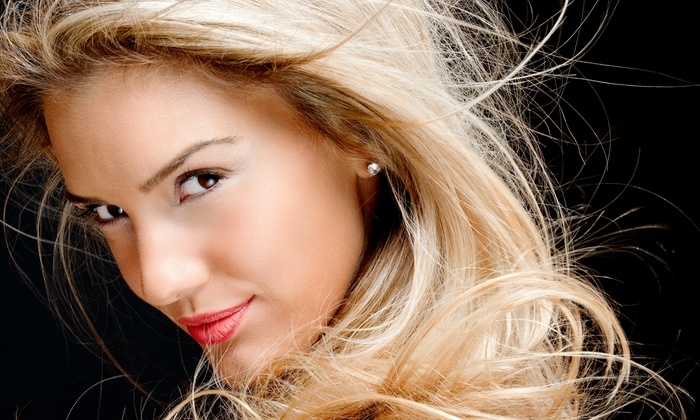 Emmanuel's Salon - Conestee: Women's Haircut with Full Color or Partial Highlights at Emmanuel's Salon (Up to 51% Off)