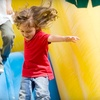 Half Off Bounce-House Party