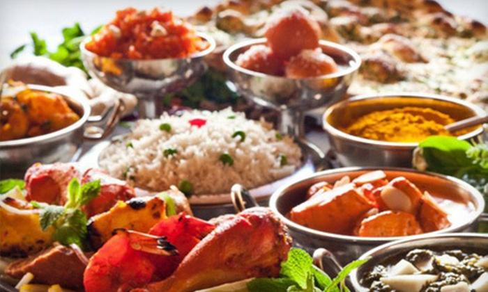 Taj of Marin - San Rafael: $20 for $40 Worth of Indian Cuisine at Taj of Marin